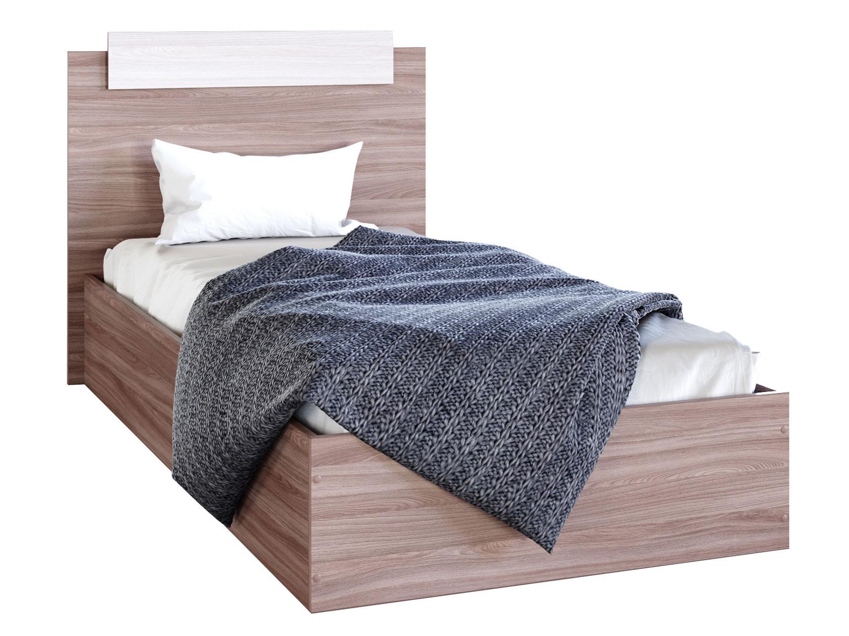 ♥ Односпальная кровать Кровать Эко фабрика Эра купить дешево в Москве и Спб