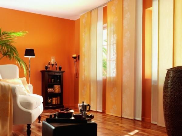 Стильные шторы для квартиры
